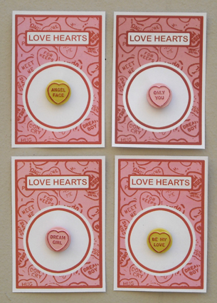 loveheart brooches